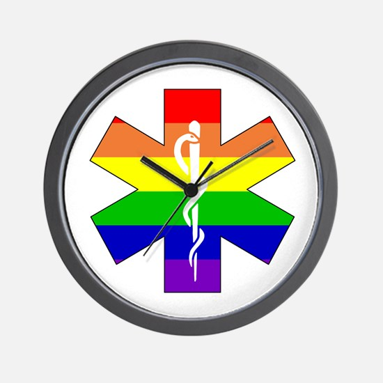 EMS Pride Wall Clock
