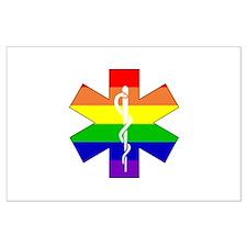 EMS Pride Large Poster