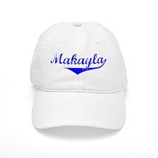 Makayla Vintage (Blue) Baseball Cap