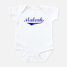 Maleah Vintage (Blue) Infant Bodysuit