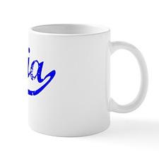Malia Vintage (Blue) Mug