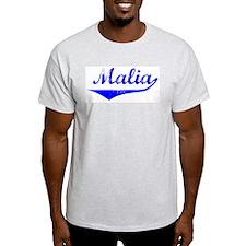 Malia Vintage (Blue) T-Shirt