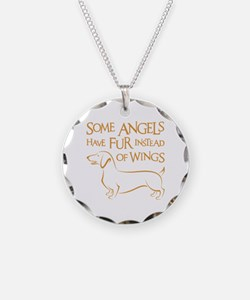DOXIE ANGEL Necklace