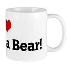 I Love my Koala Bear! Coffee Mug