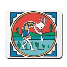 Kokopelli 17 Mousepad