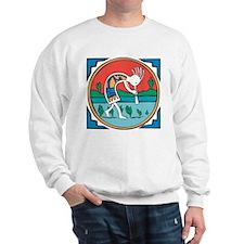 Kokopelli 17 Sweatshirt