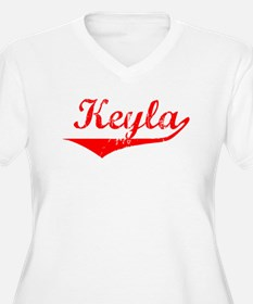 Keyla Vintage (Red) T-Shirt