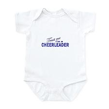 Trust Me I'm a Cheerleader Infant Bodysuit