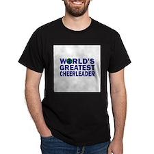 World's Greatest Cheerleader T-Shirt