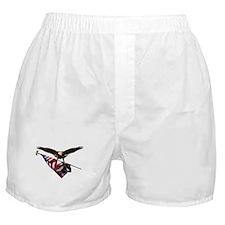 Eagle & Flag Boxer Shorts