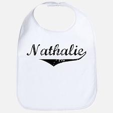 Nathalie Vintage (Black) Bib