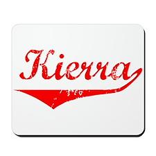Kierra Vintage (Red) Mousepad