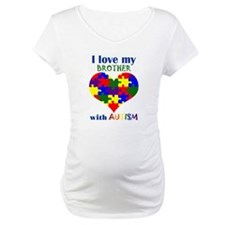 I love my BROTHER with Autism Shirt