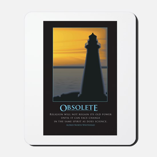 Obsolete Mousepad