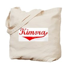 Kimora Vintage (Red) Tote Bag