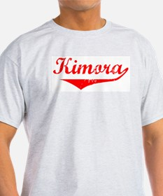 Kimora Vintage (Red) T-Shirt