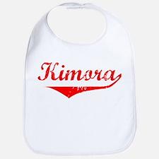 Kimora Vintage (Red) Bib