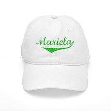 Mariela Vintage (Green) Baseball Cap