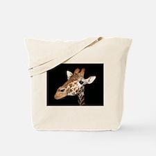 Beautiful Giraffe Tote Bag