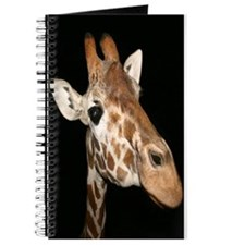 Beautiful Giraffe Journal