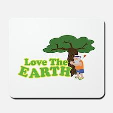 Love The Earth Mousepad