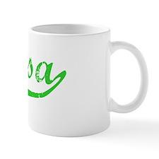 Marisa Vintage (Green) Mug