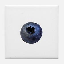 Blueberry Art Tile