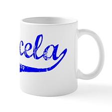 Maricela Vintage (Blue) Mug