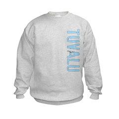 Tuvalu Stamp Sweatshirt