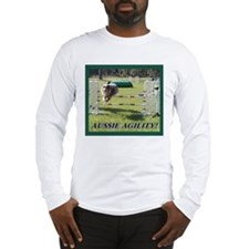 Aussie Agility Long Sleeve T-Shirt