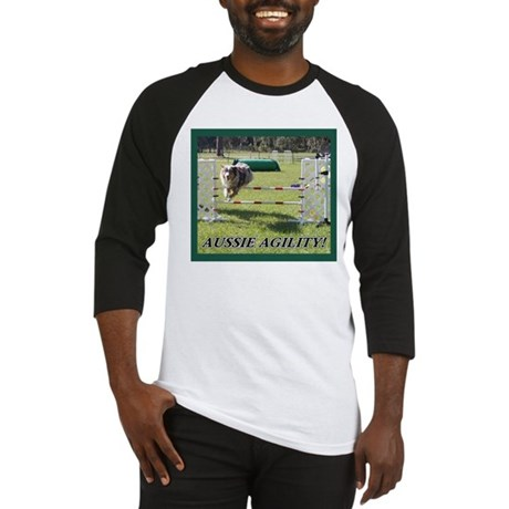 Aussie Agility Baseball Jersey