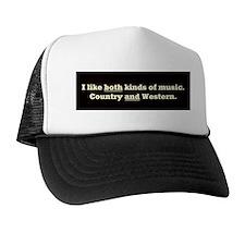 COUNTRY MUSIC - Trucker Hat
