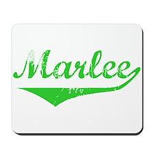 Marlee Vintage (Green) Mousepad