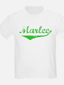 Marlee Vintage (Green) T-Shirt