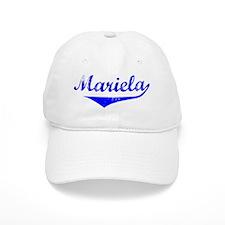 Mariela Vintage (Blue) Baseball Cap