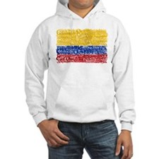 Textual Colombia Hoodie
