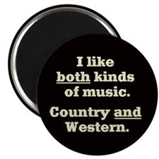 COUNTRY MUSIC - Magnet