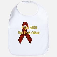 Fight AIDS Bib