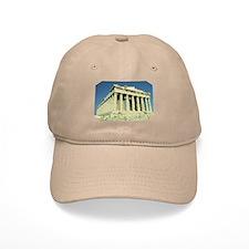 Parthenon Baseball Cap