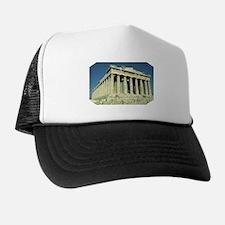 Parthenon Trucker Hat