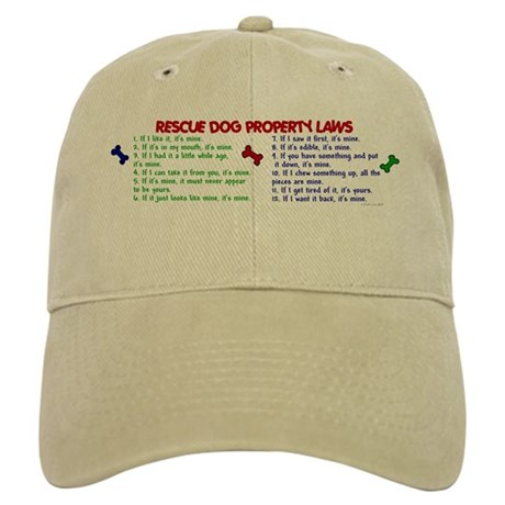 Rescue Dog Property Laws 2 Cap