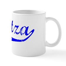 Maritza Vintage (Blue) Mug