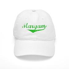 Maryam Vintage (Green) Baseball Cap