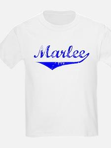 Marlee Vintage (Blue) T-Shirt