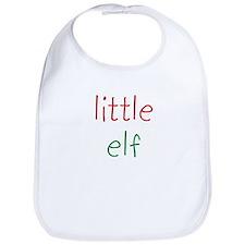 little elf - Bib