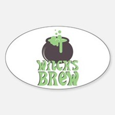 Witchs Brew Decal