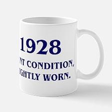 Circa 1928, 80th Mug