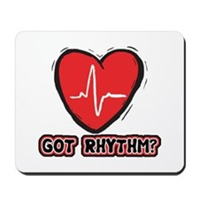 Got Cardiac Rythm? Mousepad
