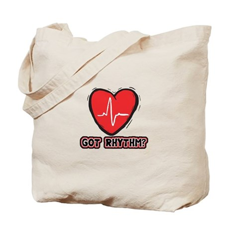 Got Cardiac Rythm? Tote Bag