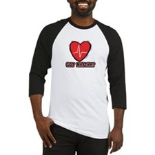 Got Cardiac Rythm? Baseball Jersey